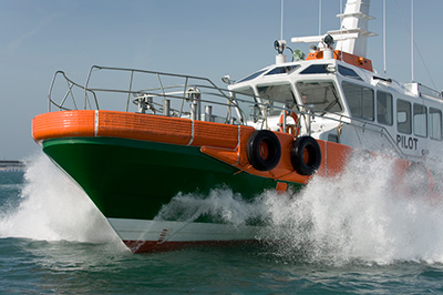Milford Haven Port Authority Pilot Boat
